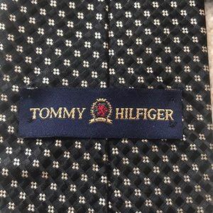 Tommy Hilfiger Mens Silk Tie NWOT